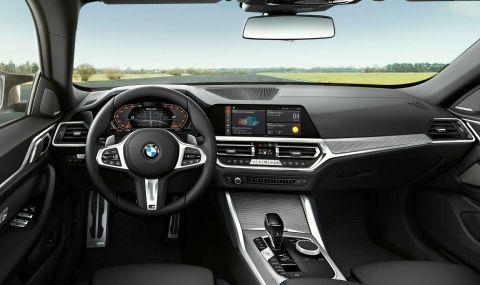 Новото BMW 4 Series Gran Coupe дебютира с познат дизайн и по-големи размери - 6