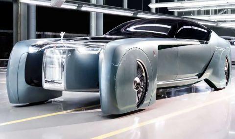 Rolls-Royce представя своя електромобил утре - 1