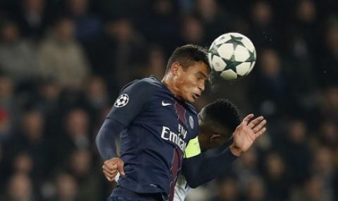 Тиаго Силва се самопредложил на Милан
