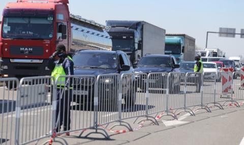 Слаб трафик към Кюстендил