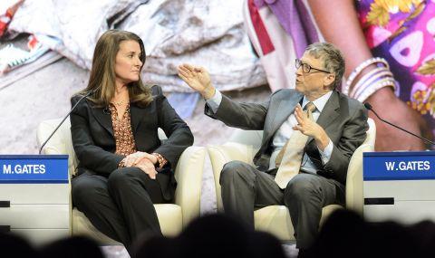Бил Гейтс е превел близо 2 млрд. долара на бившата си съпруга при развода