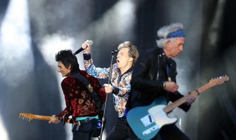 The Rolling Stones отново отложиха пенсионирането (ВИДЕО)