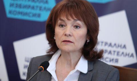 ЦИК отговори на критиката на Бойко Борисов
