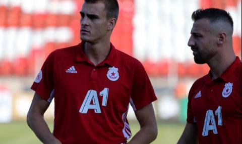 Ненужен бранител на ЦСКА не може да си намери отбор