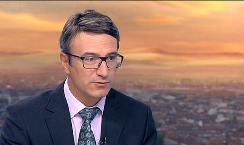 Трайчо Трайков: Експертите са в листите на Демократична България