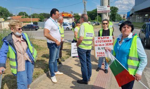 """Калоян Паргов: Нужно е справедливо обезщетение за имотите по """"Ломско шосе"""""""