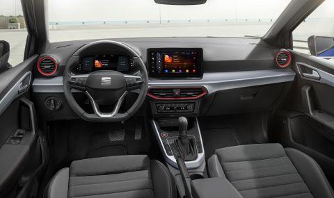Фейслифт за едно от SUV-тата на Seat - 8