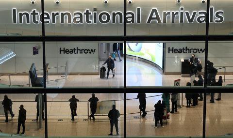 Пристигащите във Великобритания ще бъдат тествани два пъти за COVID-19