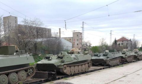 Задигнаха 2 километра релси от жп линия с военно предназначение