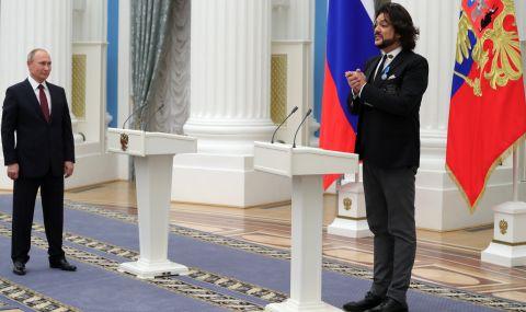 Филип Киркоров очаква обяснения