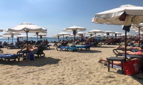 Плажните концесионери искат сами да определят цените на чадъри и шезлонги