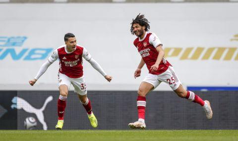 Шведският милиардер Даниел Ек е предложил на ръководството на Арсенал да купи клуба