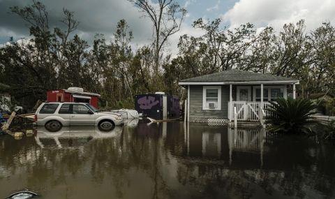 След потопа зад Океана! Луизиана се готви за месец без ток след Айда (ВИДЕО) - 1