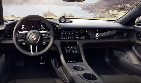 Конфигурирахме електрическото комби на Porsche за 500 хиляди лева - 6