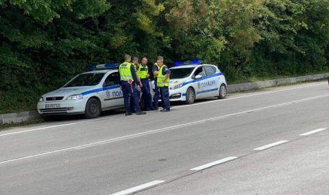 Повдигнаха обвинение на чужденец, убил мотоциклетист при неправилно изпреварване край Божурище