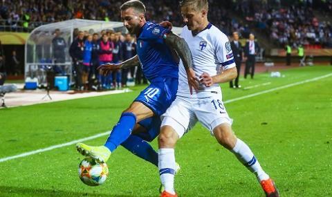 Италия с трудна победа във Финландия, новината не е добра за България