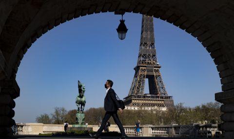 Лятото дойде в Париж