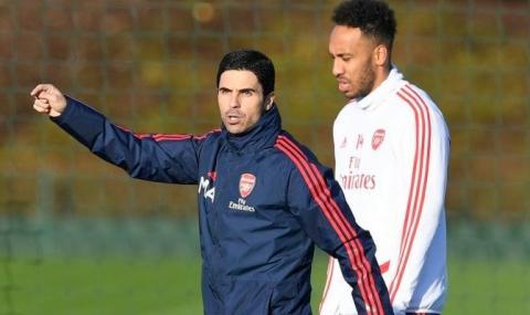 Забраниха на играч на Арсенал да тренира с отбора