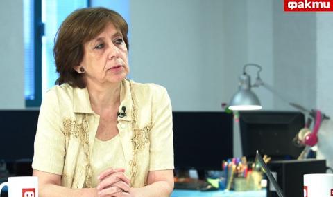 Ренета Инджова пред ФАКТИ: Правителството ни се дискредитира в международен план