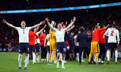 UEFA EURO 2020: Английските национали  ще купонясват в Лас Вегас, ако вземат титлата