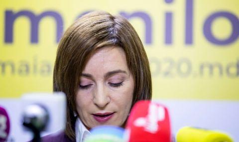 Парламентът на Молдова изненада новия президент