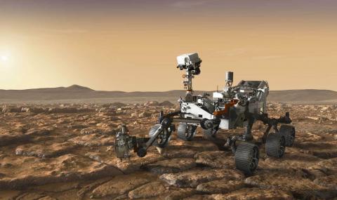 НАСА изстрелва новия марсоход през юли