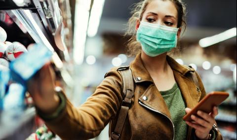 Рекордно дневно увеличение на заразените с коронавирус