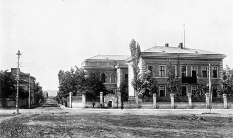 7 януари 1879 г. В София е открита Първа мъжка гимназия