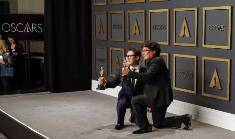 """""""Паразит"""" е големият победител на тазгодишните """"Оскар""""-и (СНИМКИ)"""