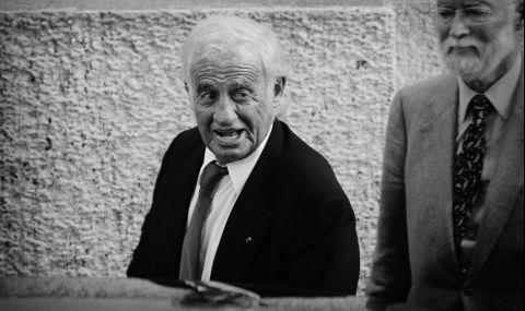 Почина кинолегендата Жан-Пол Белмондо - 1