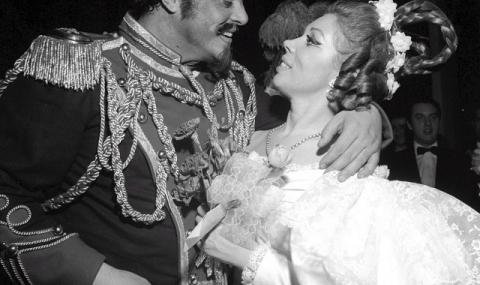 Почина оперната прима Мирела Френи - съпругата на Гяуров