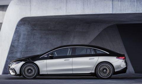 Mercedes представи електрическата S-Klasse - 5