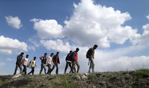 Разкриха канал за нелегални мигранти от Гърция за България