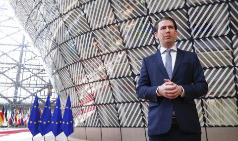 Австрия е готова да работи в евро с Русия