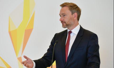 Линднер: СвДП няма да се съюзи с ляво правителство - 1