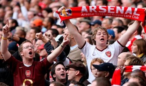 Арсенал прегази Саутхемптън с 6:1
