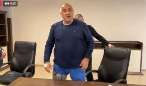 Борисов за Трифонов: Аз куцам с десния, той с левия крак, така че може да се подкрепяме, но не сега