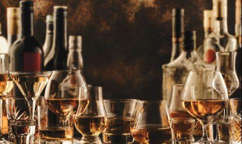 Как да направим алкохола по-мек?