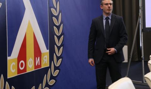 Павел Колев обмисля да напусне Левски