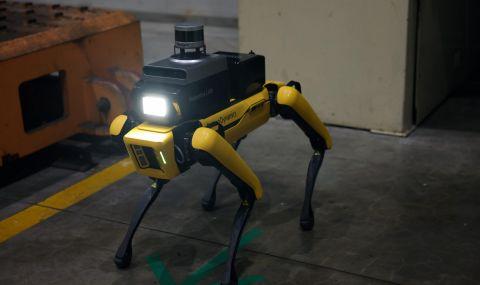 Запознайте се с първия робот на Hyundai - 1