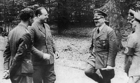 Къде и как Хитлер е възпитавал бъдещите нацисти