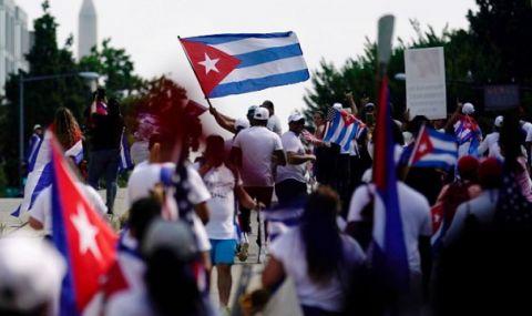 Вашингтон протестира срещу правителството на Куба - 1