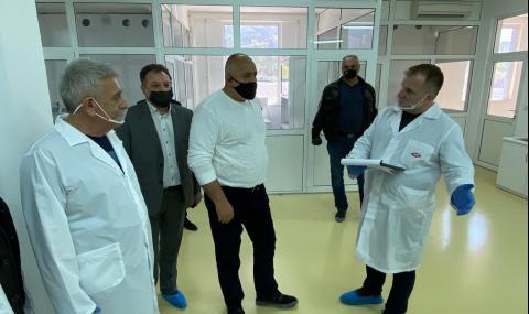 Борисов намекна, че може да изпуснем положението с COVID-19