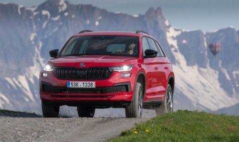 Нов рейтинг на най-надеждните SUV-та - 1