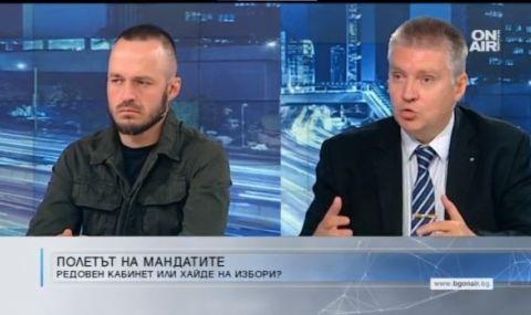 Доц Стойчо Стойчев: Вотът беше за Слави, той ще понесе лично и евентуален провал