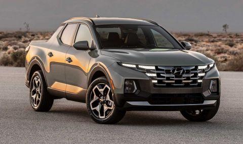 Hyundai представи пикап, който най-вероятно няма да стигне до Европа - 1
