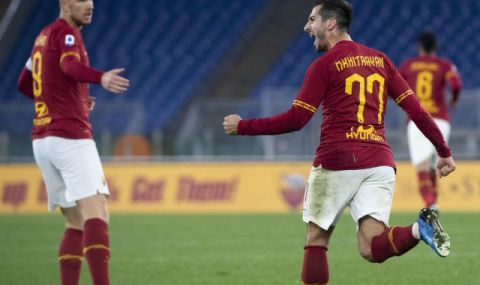 Мхитарян се разбра за нов договор с Рома