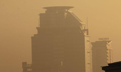 Българите продължават да дишат най-мръсния въздух в Европейския съюз