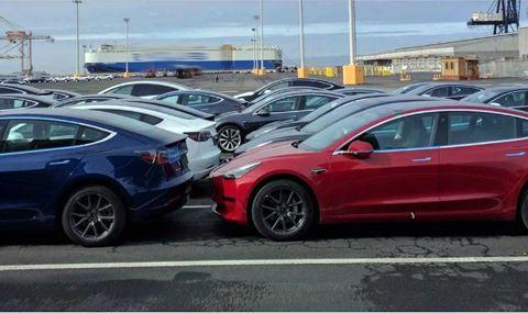 Напук на пандемията, през 2020 г. Tesla е с рекорден брой продажби