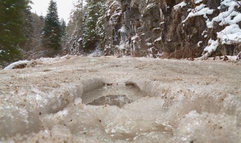 Обещаха цялостен ремонт на пътя до родопското село Лилково - 1